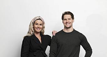 Silje Norendal og Aleksander Bonsaksen blir Viaplay-eksperter