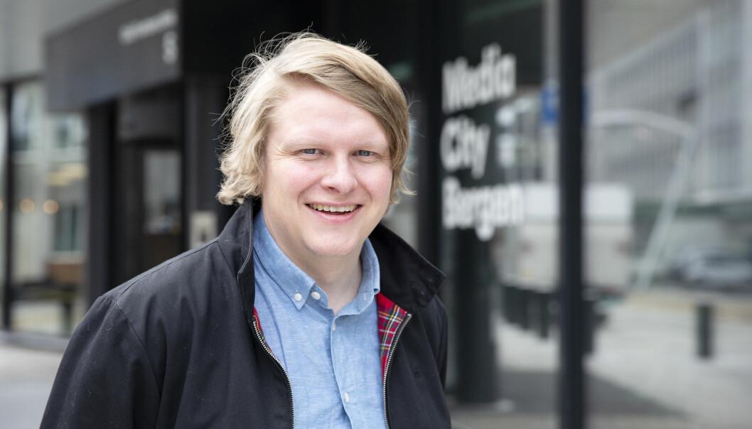 Sølve Rydland er ansatt som ansvarlig redaktør og daglig leder i Avisa Nordhordland.