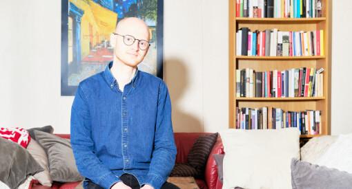Endre Ugelstad Aas blir ansvarlig redaktør i Universitas: – Dette er veldig stort