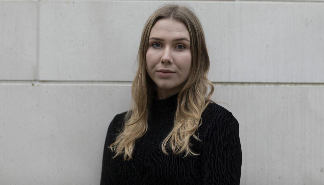 Nyhetsredaktør i Studvest, Aurora Berg, forteller om sine journalistiske metoder.