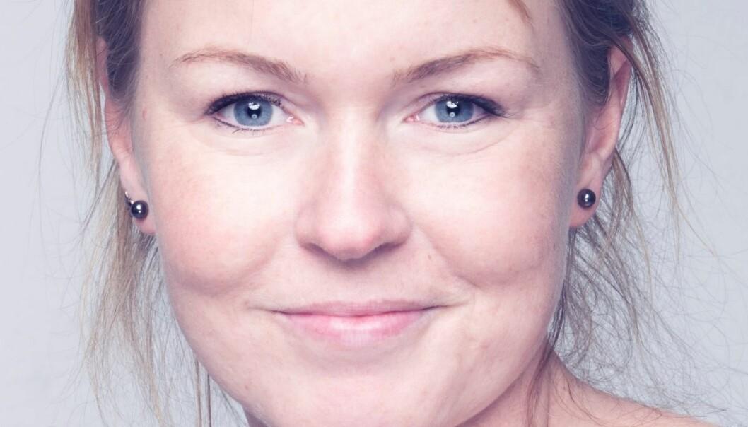 Ingrid Treborg er ansatt som vaktsjef for sosiale medier i Dagbladet.