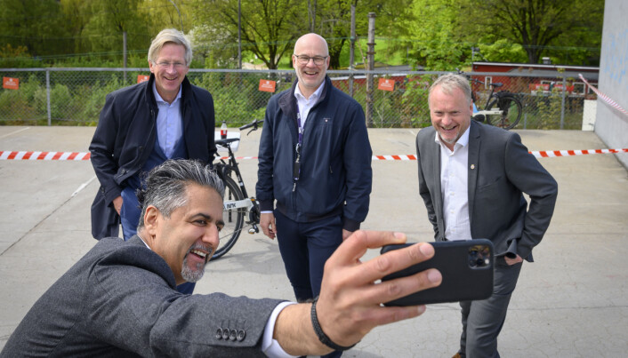 Kringkastingssjefen innrømmer at han nok har gått av før NRK inntar nytt bygg