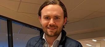 Henrik (25) er ny frontsjef i Dagbladet Pluss