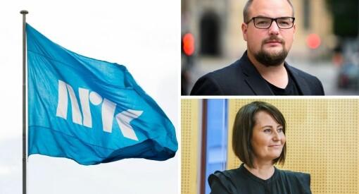Kan det tenkes at konflikten mellom Line Andersen og NRK egentlig handler om dårlig ledelse?