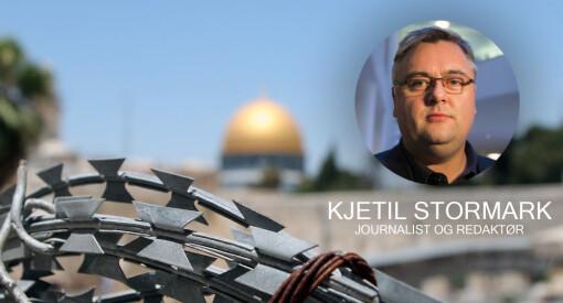 Norske mediers dekning av konflikten i Midtøsten er ikke tilstrekkelig balansert og nyansert