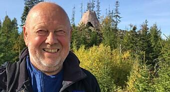 Øystein gir seg etter 40 år i NRK - disse reportasjene husker han best