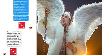 Derfor anmeldte NRK Eurovision-låtene på Messenger