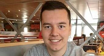 Hyller NRK-profilen Fredrik Solvang: – Den jobben han gjør er glimrende