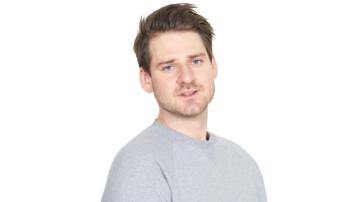 Programleder Mattis Mjåset i P4.