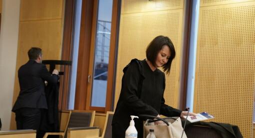 Slik er Line Andersens sluttavtale med NRK