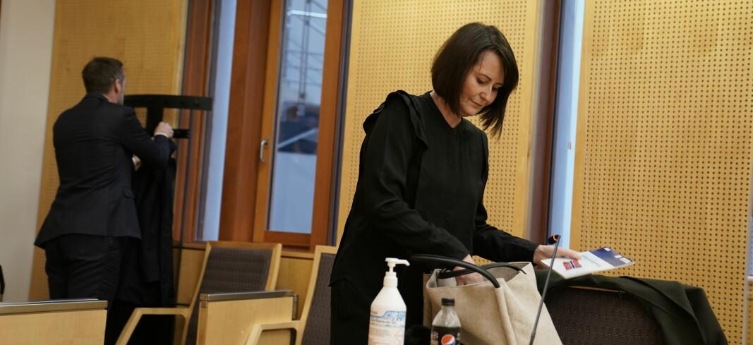 Slik blir Line Andersens sluttavtale med NRK