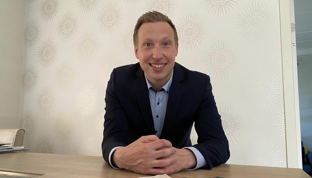 Trond Roger Nydal (39) blir ny leder for brukermarked, strategi og forretningsutvikling for NHSTs sjømatpublikasjoner i Bergen.
