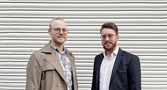 Subjekt dobler redaksjonen - Geir (34) og Peter (29) er nye journalister