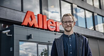 Tellef Dahll (34) blir programsjef i Aller Media