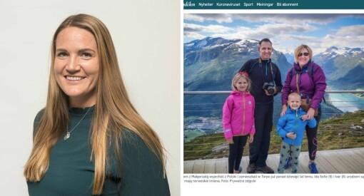 Lokalavisen publiserte artikkel på både norsk og polsk: – Artig eksperiment
