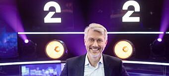 Nå tar TV 2 i bruk den nye logoen