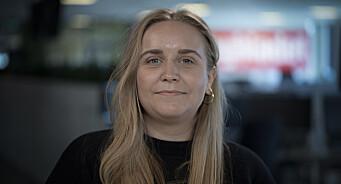 Mina (24) blir vaktsjef i Dagbladet TV