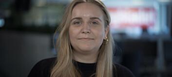 Blir vaktsjef i Dagbladet TV