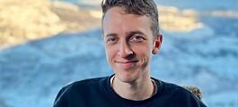 Martin (28) blir fast fotoredigerer i Mastiff