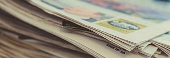 Se oversikt: 13 aviser i Finnmark får 2,3 millioner kroner