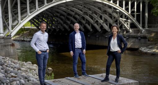 NHST ansetter to nye konserndirektører