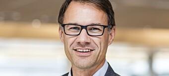 Christian Printzell Halvorsen går av som Finn.no-sjef