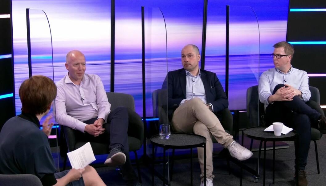 Veslemøy Østrem spurte ut Trond Sundnes, Anders Opdahl og Eirik Hoff Lyshom om deres forhold til mangfold.