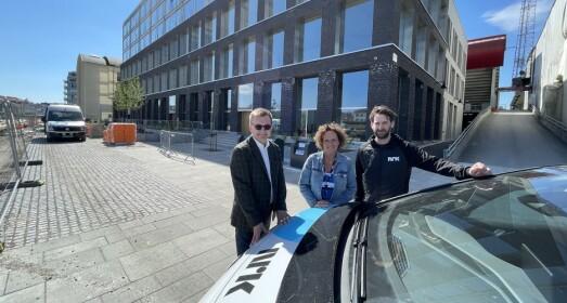 NRK flytter lokalkontoret i Fredrikstad