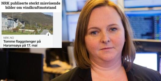 NRK brukte motstander mot vindkraft som fotograf til protestsak: – Vi kunne vært mer forsiktige