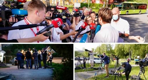 Mediene forklarer: Derfor var dekningen av Viggo Kristiansens løslatelse så omfattende