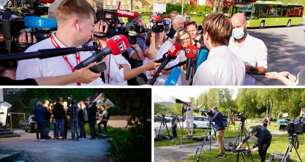 Mediene forklarer: Derfor var dekningen av Viggo Kristiansens løslatelse så massiv