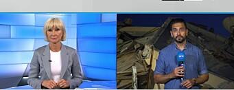 Diskuterte Midtøsten-dekningen: – Uansett hvordan NRK dekker dette, vil de få kritikk