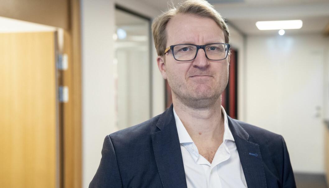 Bistandsadvokat for foreldrene til de drepte jentene i Baneheia-saken, Håkon Brækhus.