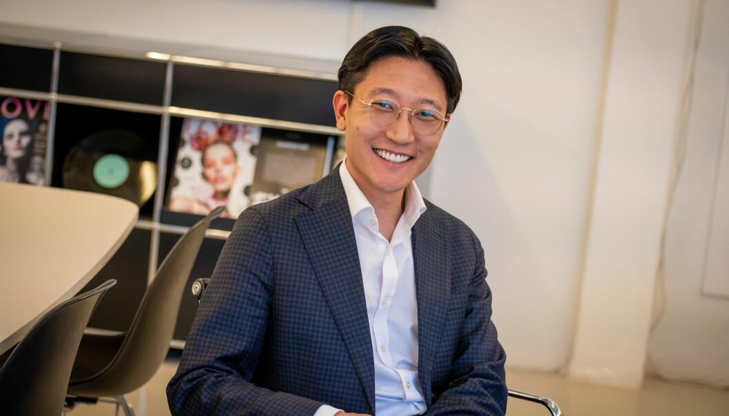 Subjekt-redaktør Danby Choi kan smile fornøyd over nettavisens utvikling.