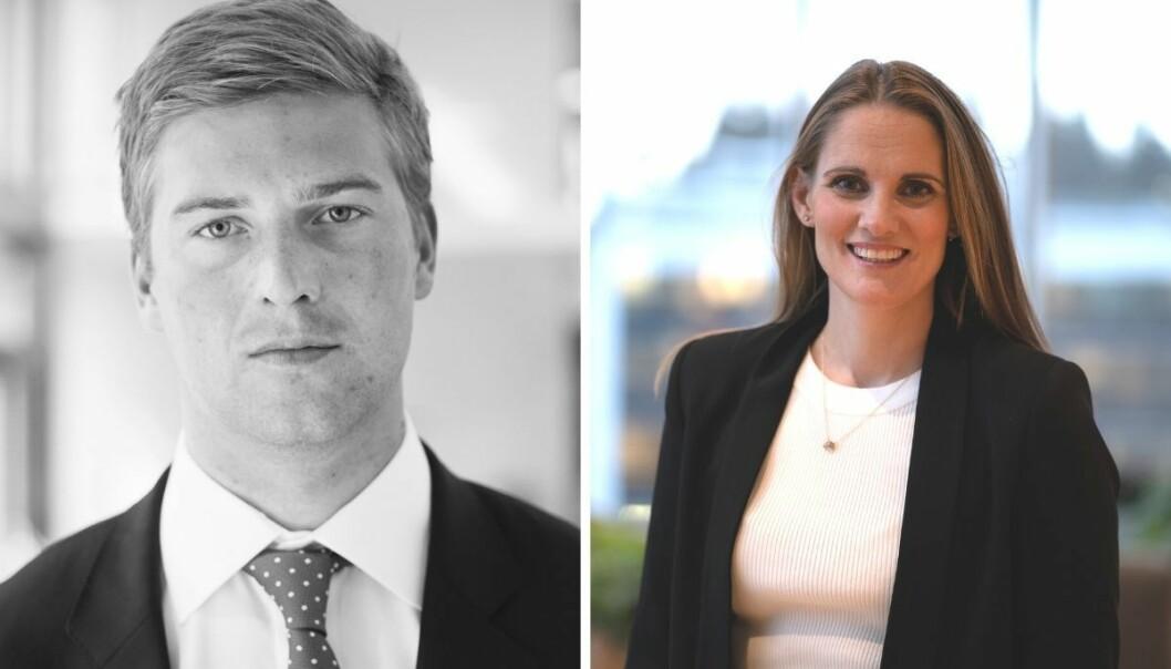 Øyvind Bondevik Ødegård er Aller Medias nye CFO/konserndirektør økonomi, mens Karina Dahling Ehrenclou er ny konserndirektør for strategi, forretningsutvikling og M&A.