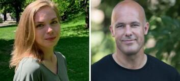 Dagbladet Pluss ansetter Marte (29) og Trond (45) som nye reportere