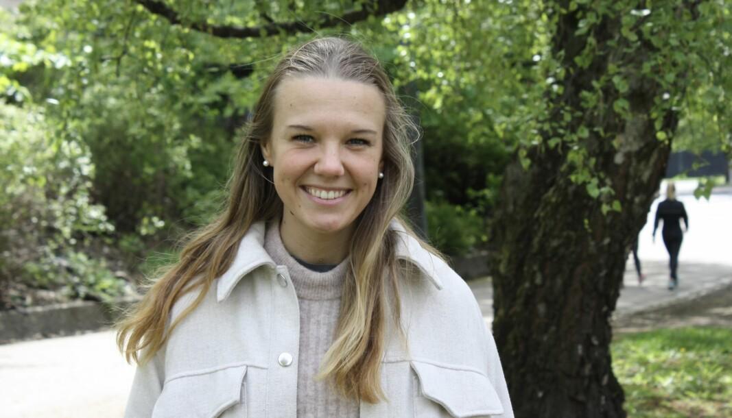 Marie Lytomt Norum er ansatt i fast stilling som journalist i Filter Nyheter.
