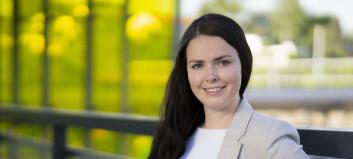 Dette tar Karine (30) med seg fra politikken og inn i rollen som kom-sjef