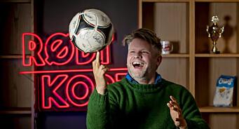 Håvard Lilleheie skal lede fotball-EM for Dagbladet TV