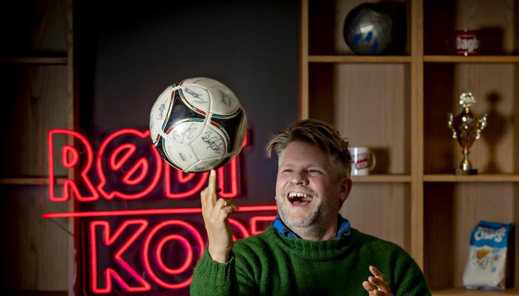 Håvard Lilleheie skal kommentere EM i fotball for DBTV Rødt Kort.