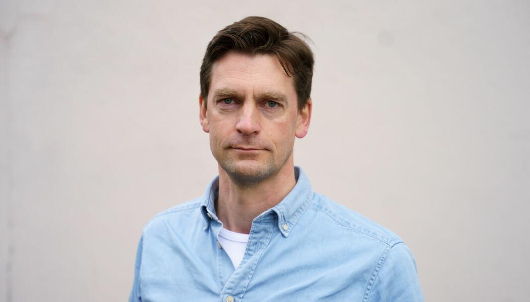 Redaksjonssjef for dokumentar og samfunn i NRK, Reidar Kristiansen.