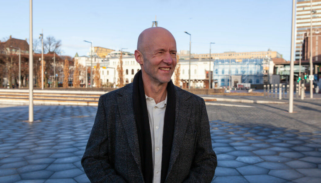 Direktør Stein Slyngstad i Kulturetaten i Oslo.