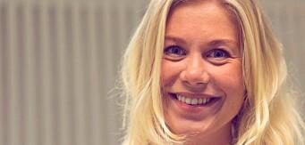 Ida blir fast podkastjournalist i LO Media