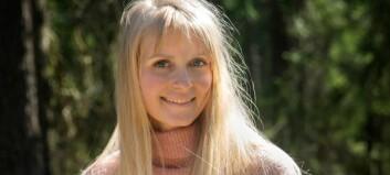 Hun er ny redaktør i Åndalsnes Avis