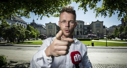 Steinar Suvatne mener årets flause i mediebransjen er at Mats Rønning sluttet i Dagbladet