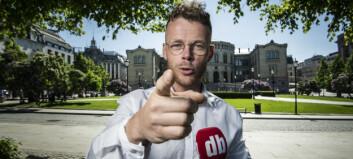Han skal lede Dagbladet TVs valgsendinger