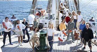 Disse 12 skal lede «Sommerskuta» på NRK