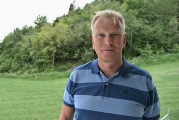 NY REDAKTØR: Geir Olav Flåan, som var redaktør i Meråkerposten en periode på 1990-tallet, overtar nok en gang redaktørkrakken.