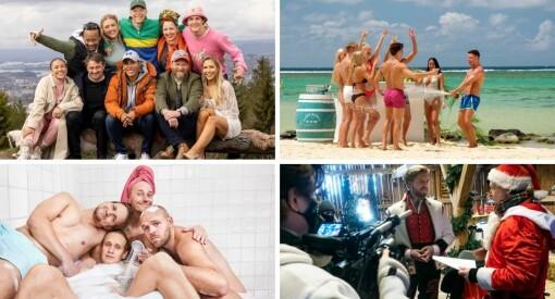 Ny nissekalender, norsk humor og mer reality er på Discovery-menyen til høsten