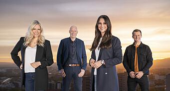 Mye er rosenrødt mellom TV 2 og NRK før fotball-EM. Én ting skiller partnerne